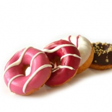 MIX MINI FASHION DONUT