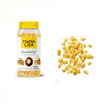GOLD METALLIC CHOCROCKS